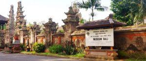 Croisière tour du monde Museum Bali à Denpasar