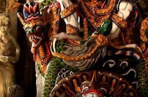 Croisière tour du monde village artisanal de Pakudui à Bali
