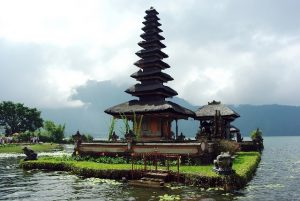 Croisière tour du monde visite de temples à Bali