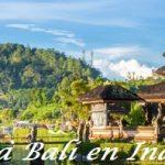 Escale à Bali en Indonésie