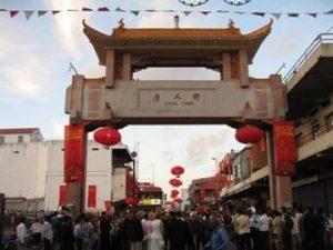 Croisière tour du monde Chinatown Port Louis - Ile Maurice