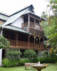 Croisière tour du monde Kenwyn House Victoria Mahé aux Seychelles