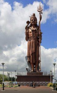 Croisière tour du monde Monument Mangal Mahadev - Grand Bassin -Ganga Talao - Ile Maurice