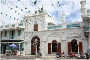 Croisière tour du monde Mosquée Jummah Masjid