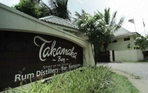 Croisière tour du monde Takamaka distillerie de rhum Mahé aux Seychelles