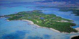 Croisière tour du monde île aux cerfs île Maurice