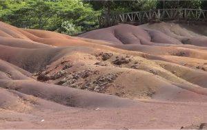 Croisière tour du monde Chamarel -Terre aux sept couleurs