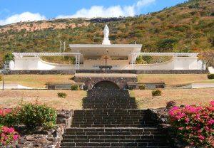 Croisière tour du monde Chapelle et sanctuaire de Marie Reine de la Paix Port Louis île Maurice