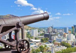 Croisière tour du monde Citadel -Fort Adelaide Port Louis île Maurice