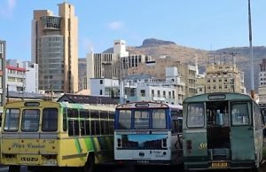Croisière tour du monde Les Bus à Port Louis île Maurice
