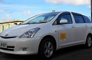 Croisière tour du monde Taxi Port Louis île Maurice