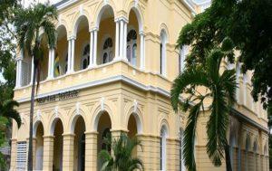 Croisière tour du monde musée d'histoire naturelle Port Louis île Maurice