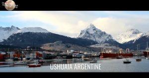 Escale 11 Croisière tour du monde à Ushuaia en Argentine