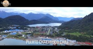 Escale 14 Croisière tour du monde à Puerto Chacabuco au Chili