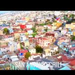 Escale 16 Croisière tour du monde à San Antonio au Chili