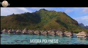 Escale 18 Croisière tour du monde à Mooréa en Polynésie Française