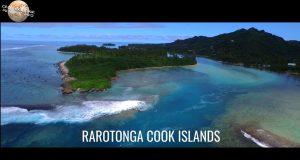 Escale 20 Croisière tour du monde à Rarotonga aux Iles Cook