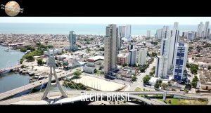 Escale 5 Croisière tour du monde à Recife au Brésil